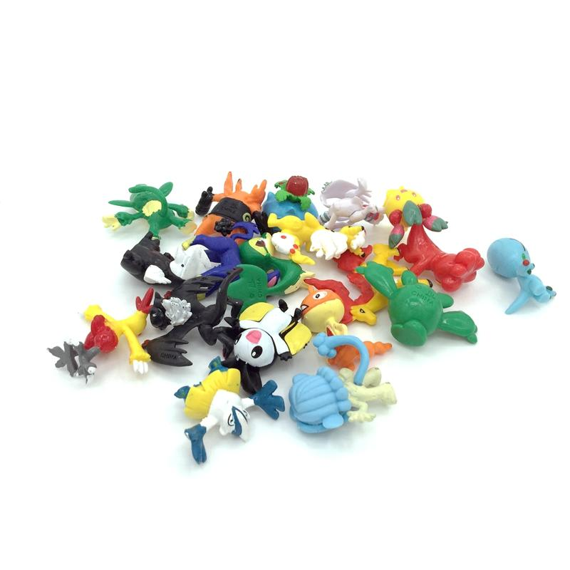 Pokemon Mini Figure Collection 6