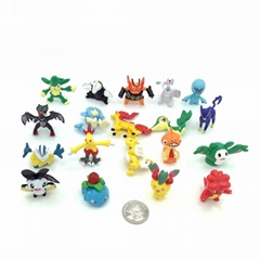 2-3cm PVC Pokemon figure (Hot Product - 1*)