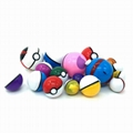 pokemon ball, pokeball, different types of poke balls
