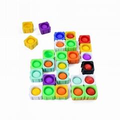 DIY bubble fidget toy