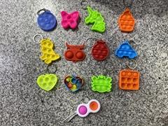Bubble fidget keychain (Hot Product - 1*)