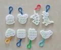 Silicone Push Pop Bubble Fidget Toy for