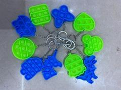 Silicone Bubble Sensory Fidget Toy