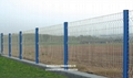 鐵路防攀爬護欄網