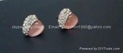 Cymophane Earring