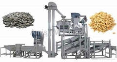 Sunflower Seeds Hulling Machine