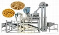 Oats Hulling and Separating Machine