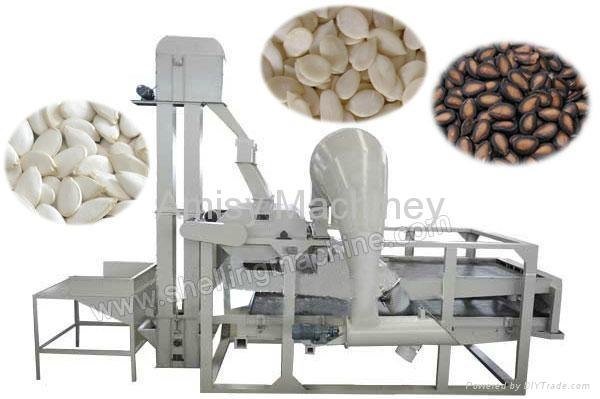 Melon Seeds Shelling Machine 1