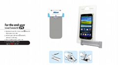 Applicator for  moblie phone screen protector