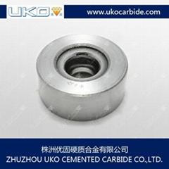 Tungsten carbide steel wire drawing die