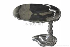 wrought art metal furniture