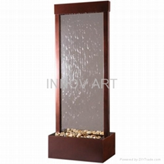 modern floor fountain for home decoration