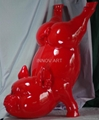 home decoration polyresin figurine craft