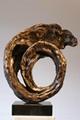 bronze brass copper plating sculpture 3