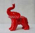 modern polyresin figurine ornaments 4