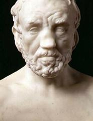 original portrait sculpture in stone