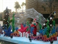 resin holiday christmas decoration sculpture 2