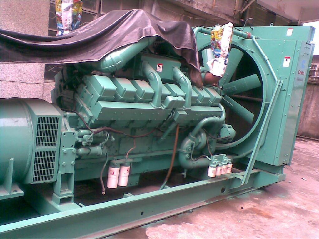 2,道依茨柴油发电机排放达欧||或欧|||标准.