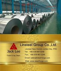 Zinc Coated Steel Coil
