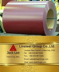 Compeitive price PPGI & PPGL galvanized steel coils