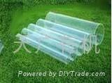 有机玻璃Φ7~Φ500透明圆管