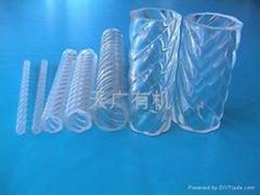有机玻璃螺纹管