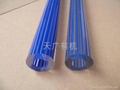 有机玻璃线条管