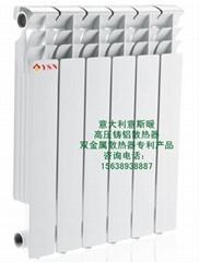意斯暖Y1  淨瓶系列高壓鑄鋁暖氣