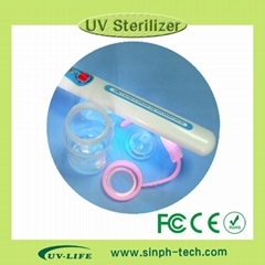 handheld 253.7nm household item ozone disinfection machine uv sterilizer