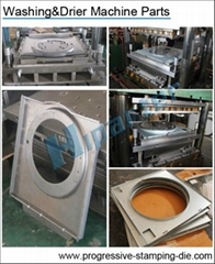 washing machine press die