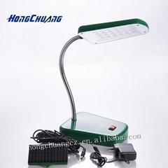 LED Solar desk Lamp