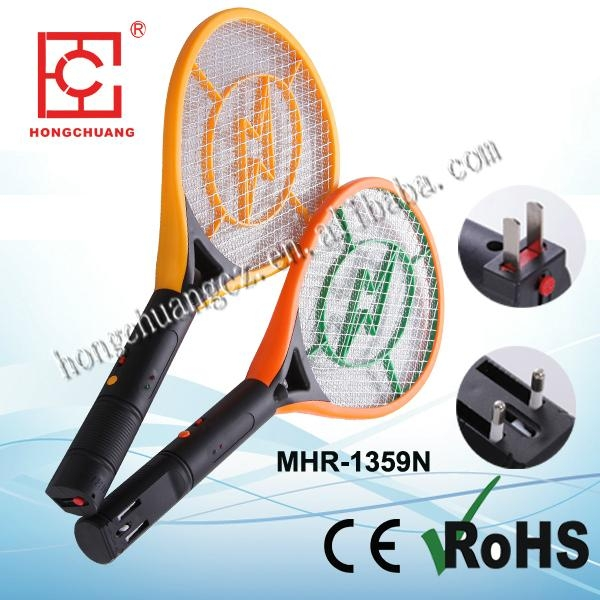 Safe electronic supplier mosquito insect racket 1