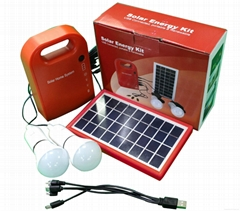 home used solar power generator  system