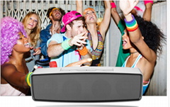 Bluetooth bass speaker w