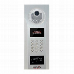 Android TCP/IP Exterior Video Intercom Digital Tube Outdoor Panel JQ-201