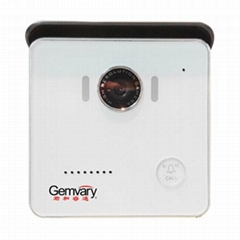 Android TCP/IP Video Door Phone Doorbell Intercom Kit Camera JQ-200D