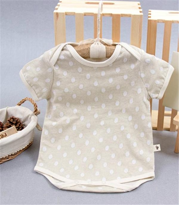 100% Organic cotton baby clothes 3