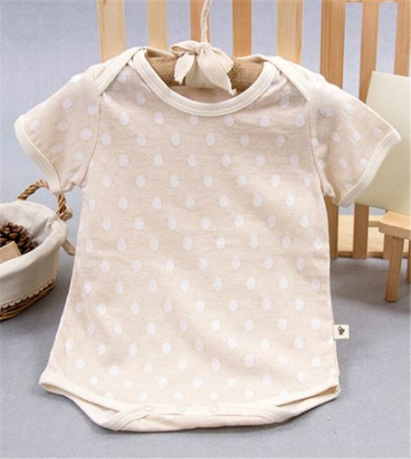 100% Organic cotton baby clothes 4