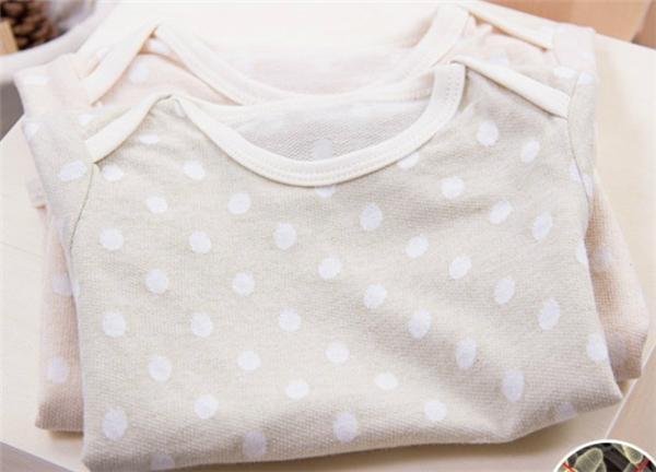 100% Organic cotton baby clothes 5