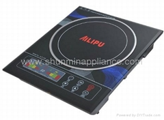 High Digtal LCD Display Electric Induction Cooker with Touch Control SM-18A3