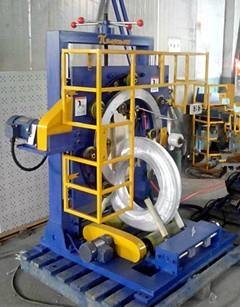 地暖管專用包裝機 1