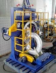 地暖管专用包装机