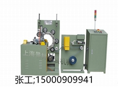 Cable packaging machine