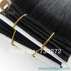 remy human hair weave human hair weft