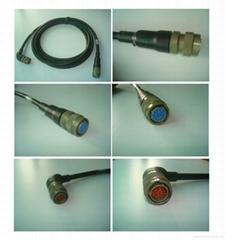 无损检测设备测试电缆/涡流、探伤仪测试电缆