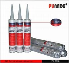 High Quality PU Windshield Sealant pu8610