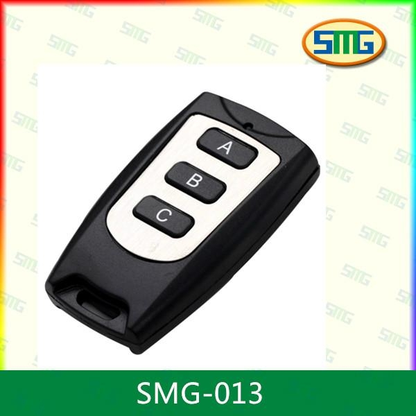 4 Button Gate Learning Code Wireless Remote Control Smg-013 3