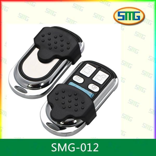 Metal Wireless Garage Gate Remote Control Fingerprint Locks SMG-012 1
