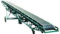 DZL mobile belt conveyor