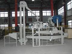 High efficent Buckwheat hulling machine, dehulling machine, shelling machine